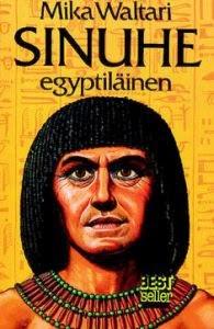 SIinuhé el egipcio_portada